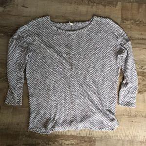 PinkBlush oversized sweater